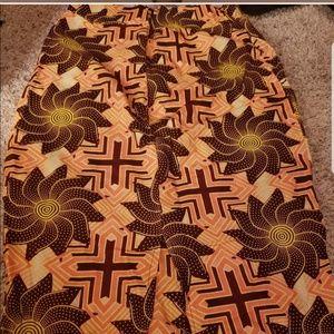 Matching skirt for mom